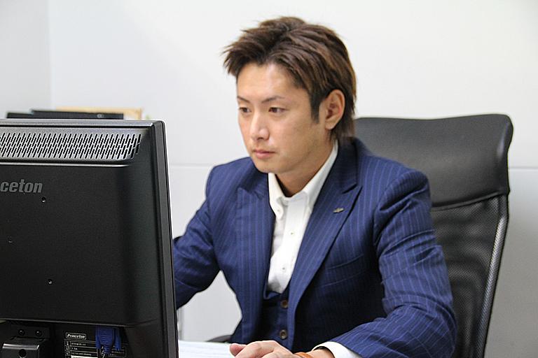 代表者 上林孝明